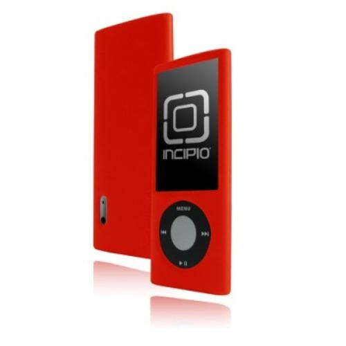 Incipio DERMASHOT FOR IPOD NANO 5G - MOLINA RED