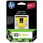 02xl Color Club Combo - High Yield - yellow - original - ink cartridge - for Photosmart 7180, 82XX, C5100, C5170, C5173, C5175, C5177, C5190, C5194, C6150, C7100