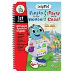 LeapPad Educational Book Fiesta in the House 5-7 Years - Consumer Product