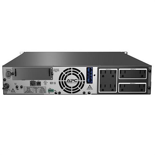 APC by Schneider Electric Smart-UPS X 1500 Rack/Tower LCD - UPS  (rack-mountable) - AC 120 V - 1200 Watt - 1500 VA - RS-232, USB - output  connectors: 8