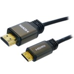MiniHD Cable - HDMI cable - HDMI (M) to mini HDMI (M) - 3.3 ft