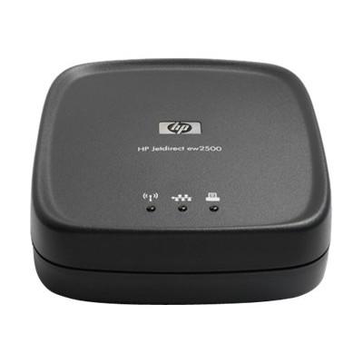 HPJetdirect ew2500 802.11b/g Wireless Print Server(J8021A#ABA)