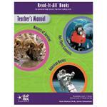 Read-It-All Book Teacher's Manual 2nd Grd Readability