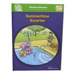 Tag School Phonemic Awareness Book Summertime Surprise