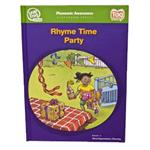 Tag School Phonemic Awareness Book Rhyme Time Party