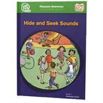 Tag School Phonemic Awareness Book Hide and Seek Sounds