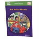 Tag School Phonemic Awareness Book The Messy Mystery