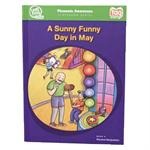 Tag School Phonemic Awareness Book A Sunny Funny Day in May