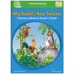 Tag School Transitional Reader Book Why Rabbit's Nose Twitches