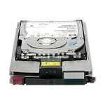 StorageWorks - Hard drive - 450 GB - hot-swap - Fibre Channel - 15000 rpm - factory integrated