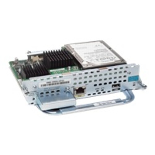 Cisco Video Management and Storage System Network Module - network management device