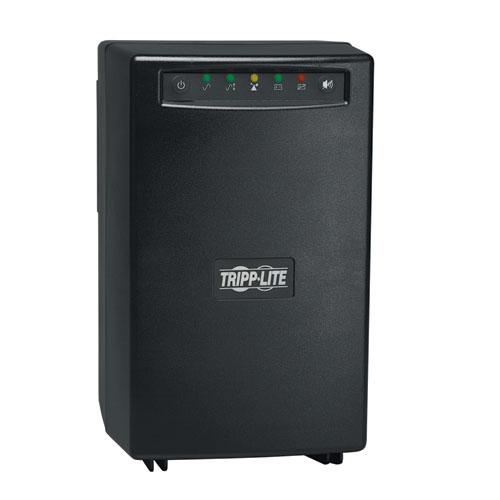 TrippLite 1500VA 940W UPS Battery Back Up Tower AVR 120V RJ45 TAA GSA