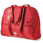 "13"" Sumo Women's Laptop Purse - Red"