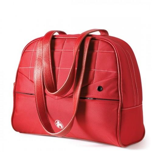 "Mobile Edge 15"" Sumo Women's Laptop Purse - Red"