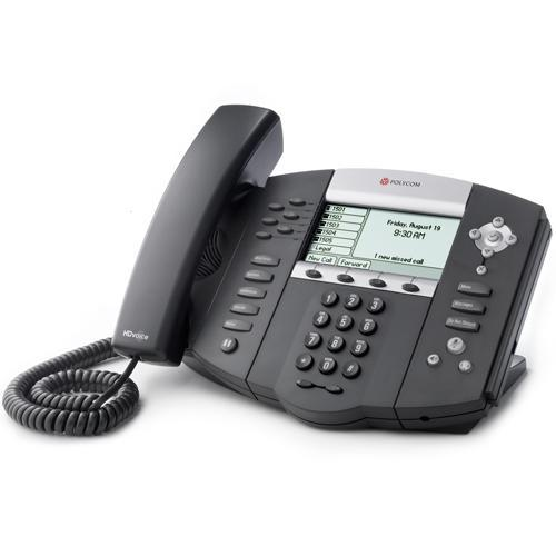 Polycom SoundPoint IP 650 - VoIP phone
