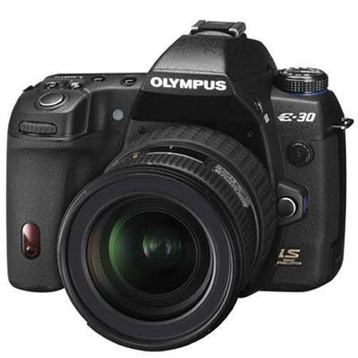 OlympusE-30 12.3 Megapixel Digital SLR Camera with 12-60mm f/2.8-4.0 Digital ED SWD Zoom Lens Kit(262033)