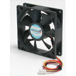 High Flow Case Fan with TX3 Connector - System fan kit - 92 mm
