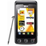 LG Infocomm KP500 Cookie Unlocked TouchScreen Phone - Black LGKP500