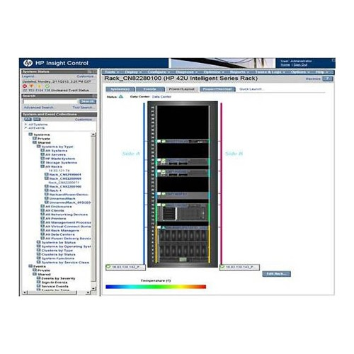 HP ProLiant Essentials Insight Control Environment - license