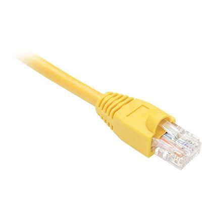 Unirise USA Patch Cable - 75 ft - Yellow (PC6-75F-YLW-S)