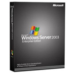Cisco Microsoft Windows Server 2003 Enterprise Edition - Downgrade (media only) MSWS-03R2-EN-RM
