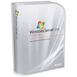 Microsoft Windows Server 2008 Enterprise - W/ MS Windows Server 2003 R2 x64 downgrade - license - 1 server