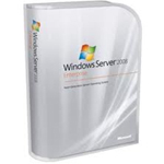 Microsoft Windows Server 2008 Standard - W/ MS Windows Server 2003 R2 x64 downgrade - license - 1 server - OEM