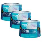 TDK 50PK DVD-R 16X 4.7GB SINGLE 48519-KIT