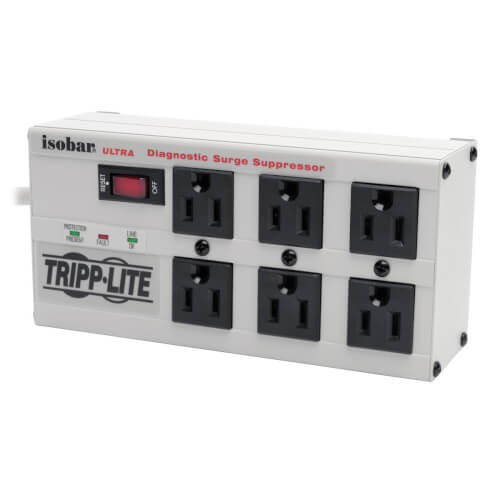 TrippLite Isobar6 Ultra Surge Suppressor