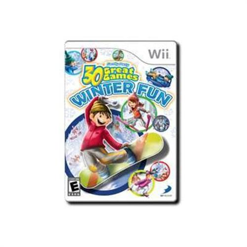D3 Publisher Family Party 30 Great Games Winter Fun - complete package