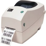 TLP 2824 Plus - Label printer - DT/TT - Roll (2.35 in) - 203 dpi - up to 240.9 inch/min - parallel, USB, LAN, serial