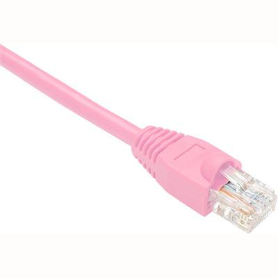 Unirise USAPatch Cable - 2 ft - Pink(PC6-02F-PNK-SH-S)