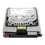 StorageWorks Dual Port - Hard drive - 146 GB - hot-swap - 4Gb Fibre Channel - 15000 rpm - factory integrated