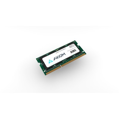 Axiom MemoryAxiom 4GB DDR3-1333 SODIMM # AX31333S9Y/4G(AX31333S9Y/4G)