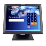 "PT1945R - LCD monitor - 19"" - touchscreen - 1280 x 1024 - 200 cd/m² - 1000:1 - 5 ms - VGA - speakers - black"