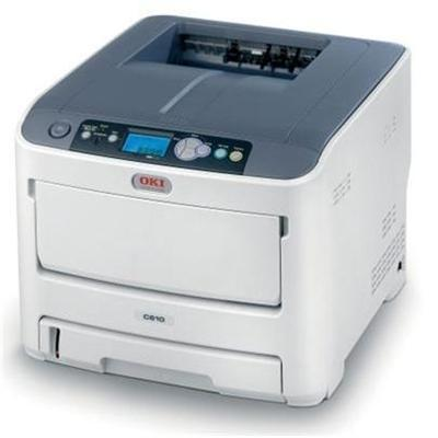 Oki C610n Color Laser Printer (62433401)