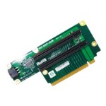 Supermicro RSC R2UT-2E8R - Riser card - for SuperServer 2026, 6026