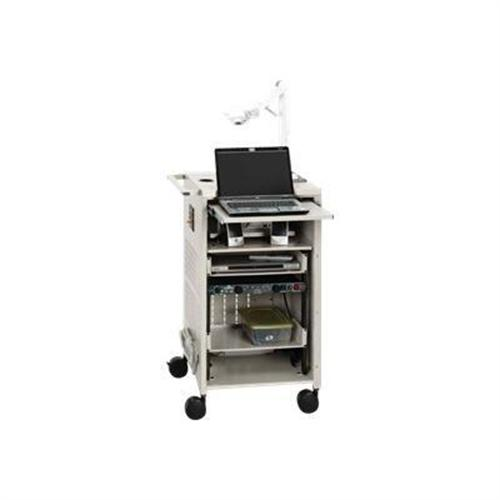 Bretford Manufacturing Basics PAL Multimedia Presentation Cart TCPUL23FF-BK - cart