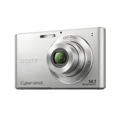 Sony Cyber-shot 14.1MP Digital Camera W330 - Silver