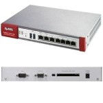 ZyWALL USG-100 - Security appliance - with 1 year AV+IDP, CF - 10Mb LAN, 100Mb LAN, GigE