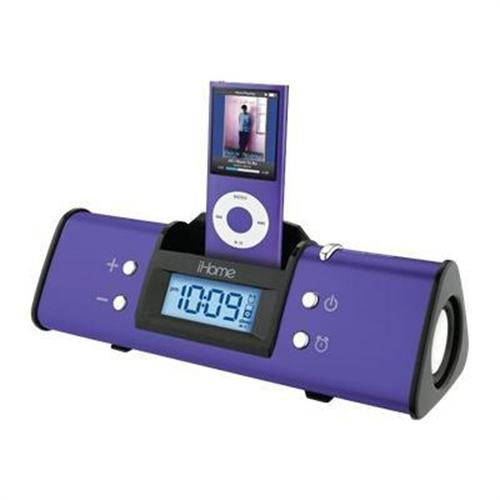 iHome iH16U - speaker dock - for portable use