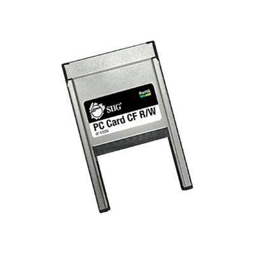 SIIG PC Card CF R/W - card reader - PC Card