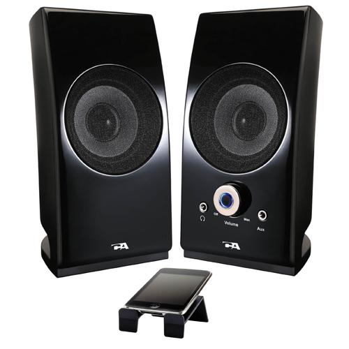 Cyber Acoustics CA-2022 - speakers - for PC