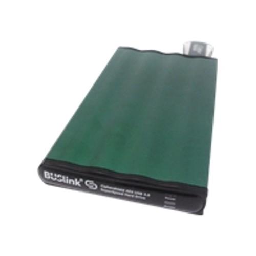 Buslink Media CipherShield Slim Line Encrypted DSE-1T-U3 - hard drive - 1 TB - USB 3.0
