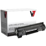Black Toner Cartridge Replacement for HP 36A for use with HP LaserJet M1120 MFP, M1120n MFP, M1522n MFP, M1522nf MFP, P1505, P1505n, P1506