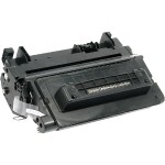 Black Toner Cartridge Replacement for HP 64A for use with HP LaserJet P4014, P4015, P4515
