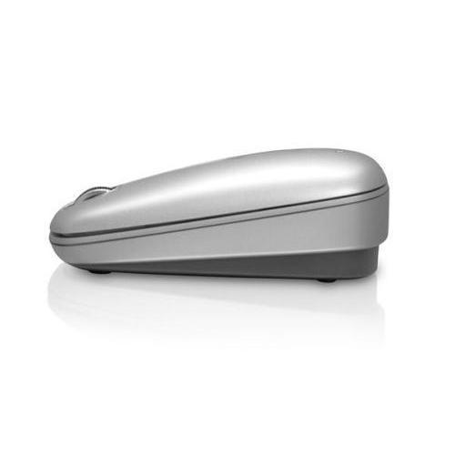 MacAlly Peripherals Height Adjustable Pop-Up Mouse Bluetooth Wireless Laser Mouse for Mac & PC