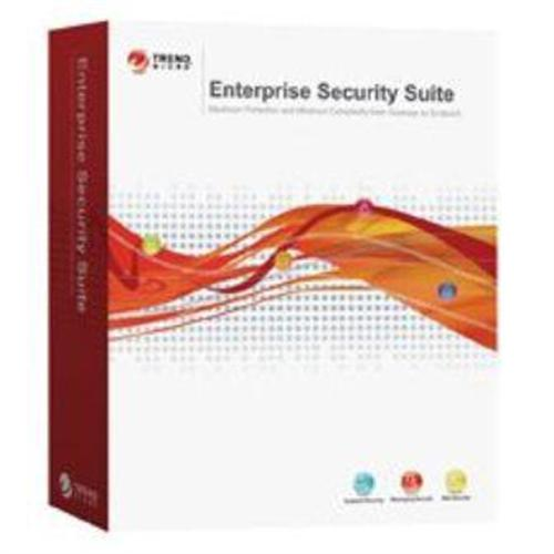 Trend Micro Enterprise Security Suite - maintenance (renewal)