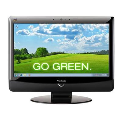 ViewSonicVPC190 Intel Atom D510 1.66GHz All-in-One PC - 2GB RAM, 160GB HD, 18.5