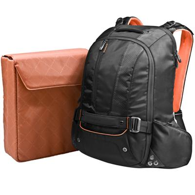 EVERKI Beacon Laptop Backpack w/Gaming Console Sleeve, fits up to 18